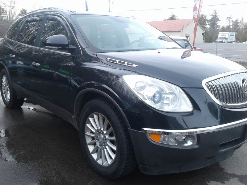 2010 Buick Enclave for sale at Quest Auto Outlet in Chichester NH