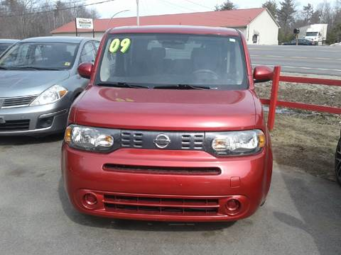 Nissan Cube For Sale In New Hampshire Carsforsale