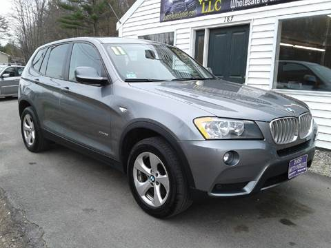 Bmw x3 for sale in new hampshire for Champion motors amherst nh