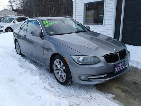 2011 BMW 3 Series for sale in Chichester, NH