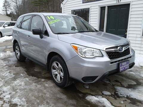 2014 Subaru Forester for sale in Chichester, NH