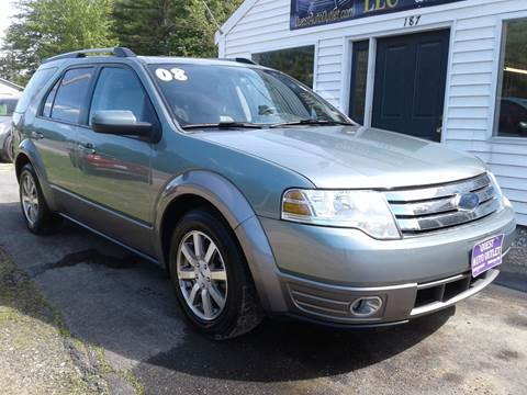 2008 Ford Taurus X for sale in Chichester, NH