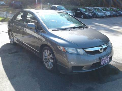 2011 Honda Civic for sale in Chichester, NH