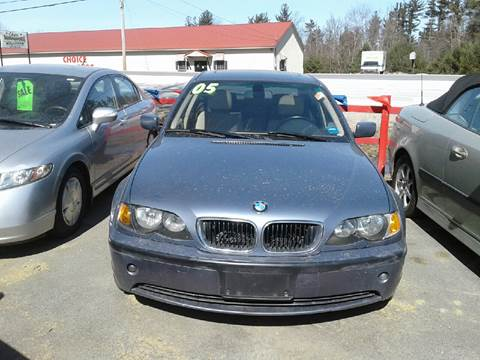 2005 BMW 3 Series for sale in Chichester, NH