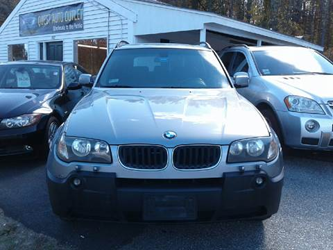 2005 BMW X3 for sale in Chichester, NH