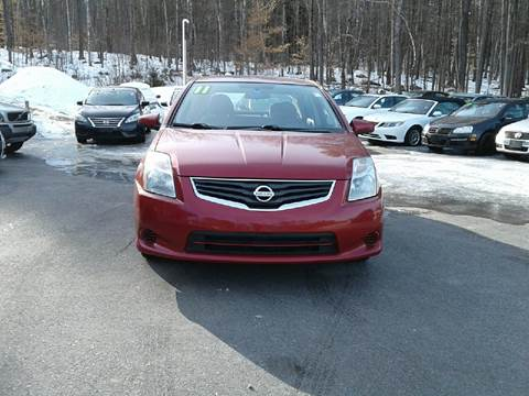 2011 Nissan Sentra for sale in Chichester, NH