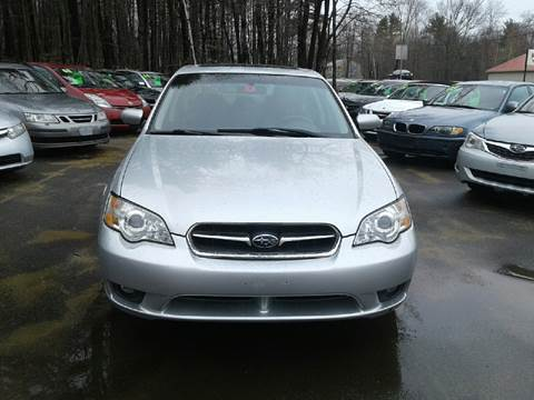 2007 Subaru Legacy for sale in Chichester, NH