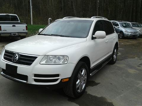 2007 Volkswagen Touareg for sale in Chichester, NH