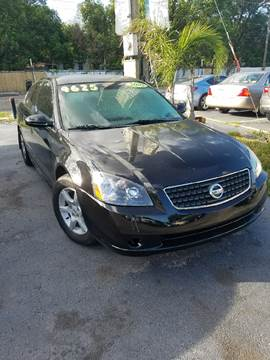 2005 Nissan Altima for sale in Jacksonville, FL
