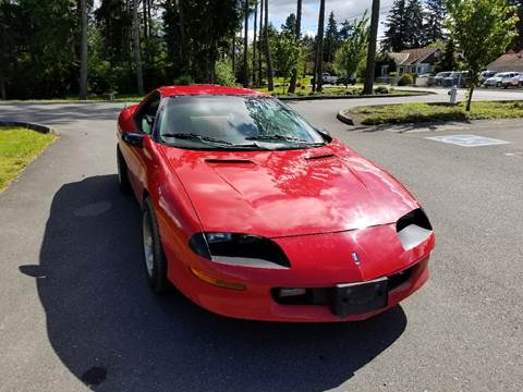 1994 Chevrolet Camaro for sale at Tacoma Auto Exchange in Puyallup WA