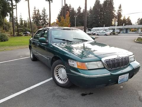 2000 Mercury Grand Marquis for sale in Puyallup, WA