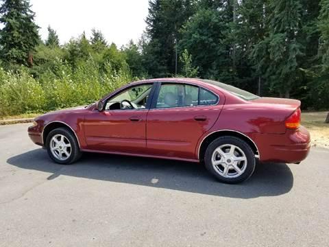 2001 Oldsmobile Alero for sale at Tacoma Auto Exchange in Puyallup WA