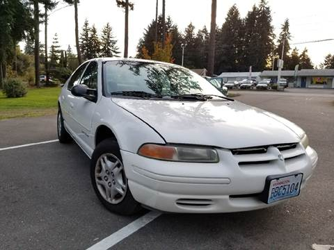 2000 Dodge Stratus for sale in Puyallup, WA