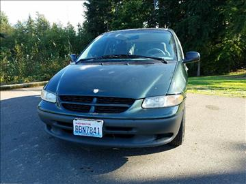 2000 Dodge Caravan for sale at Tacoma Auto Exchange in Puyallup WA
