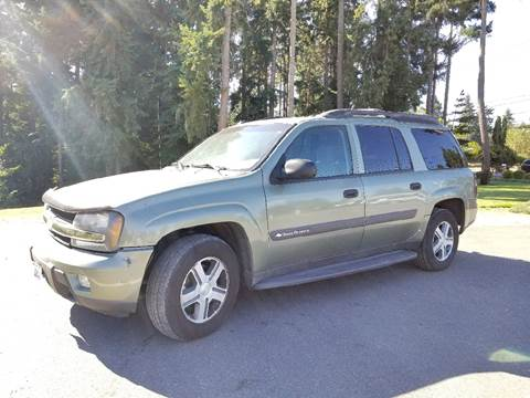 2004 Chevrolet TrailBlazer EXT for sale at Tacoma Auto Exchange in Puyallup WA