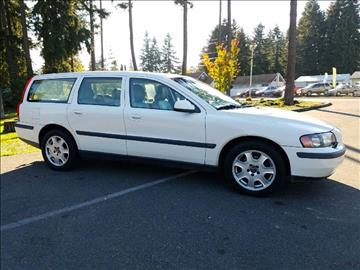 2001 Volvo V70 for sale at Tacoma Auto Exchange in Puyallup WA