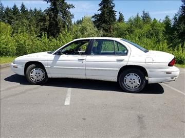 2001 Chevrolet Lumina for sale at Tacoma Auto Exchange in Puyallup WA