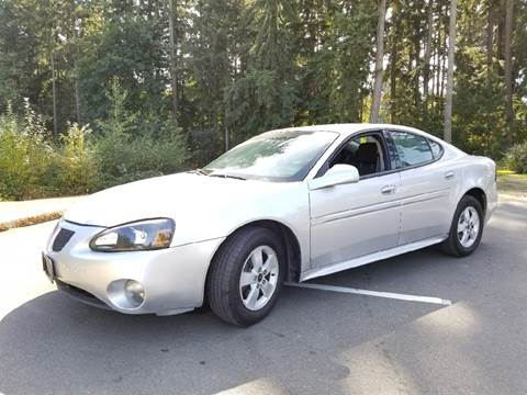 2005 Pontiac Grand Prix for sale at Tacoma Auto Exchange in Puyallup WA