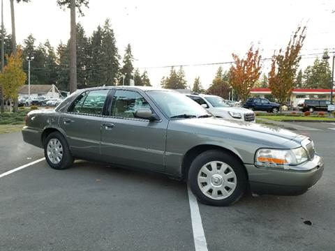 2003 Mercury Grand Marquis for sale in Puyallup, WA