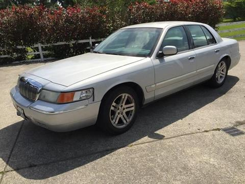 2002 Mercury Grand Marquis for sale in Puyallup, WA