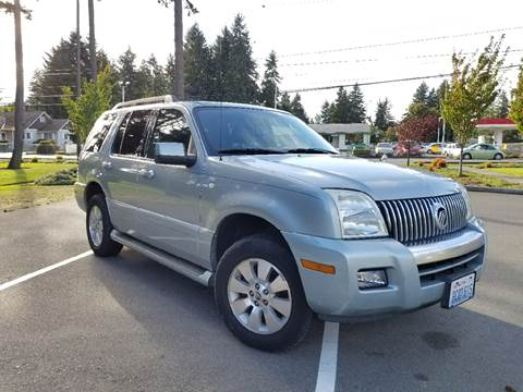 2006 Mercury Mountaineer for sale in Puyallup, WA