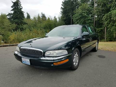 2001 Buick Park Avenue for sale at Tacoma Auto Exchange in Puyallup WA