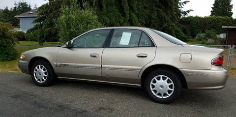 2000 Buick Century for sale at Tacoma Auto Exchange in Puyallup WA