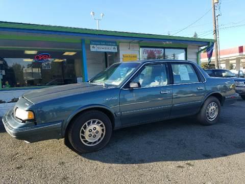 1995 Oldsmobile Ciera for sale in Puyallup, WA