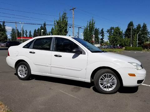 2006 Ford Focus for sale at Tacoma Auto Exchange in Puyallup WA