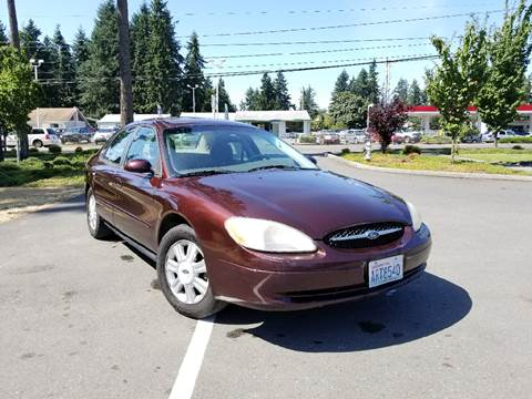 2000 Ford Taurus for sale at Tacoma Auto Exchange in Puyallup WA