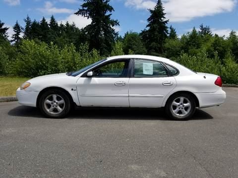 2000 Ford Taurus for sale in Puyallup, WA