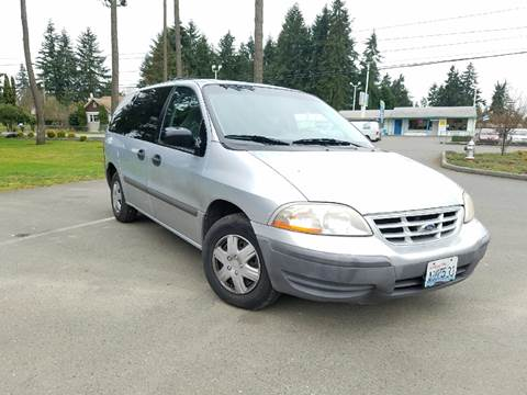 2000 Ford Windstar for sale at Tacoma Auto Exchange in Puyallup WA