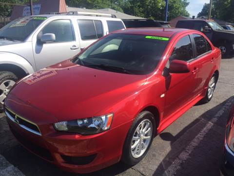 2010 Mitsubishi Lancer for sale in Louisville, KY