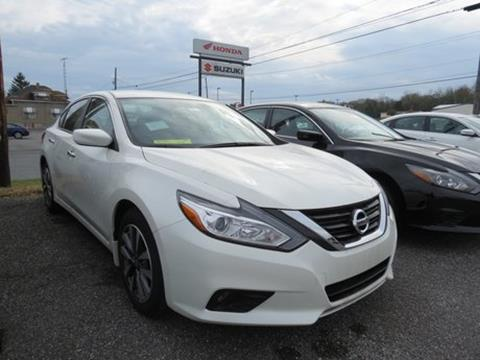 2017 Nissan Altima for sale in Chambersburg, PA