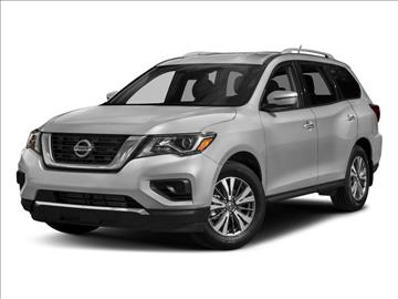 2017 Nissan Pathfinder for sale in Chambersburg, PA