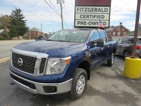 2017 Nissan Titan XD for sale in Chambersburg, PA