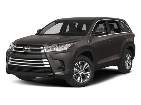 2018 Toyota Highlander for sale in Chambersburg, PA
