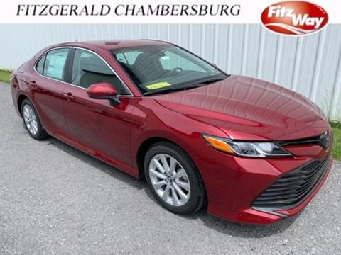 2019 Toyota Camry for sale in Chambersburg, PA