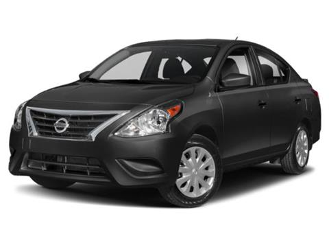 2019 Nissan Versa for sale in Chambersburg, PA
