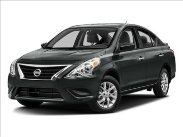 2017 Nissan Versa for sale in Chambersburg, PA