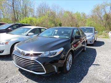 2017 Toyota Avalon for sale in Chambersburg, PA