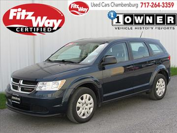 2015 Dodge Journey for sale in Chambersburg, PA