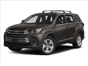 2017 Toyota Highlander for sale in Chambersburg, PA