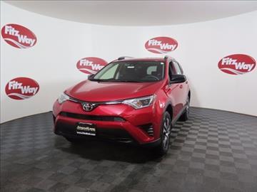 2017 Toyota RAV4 for sale in Chambersburg, PA