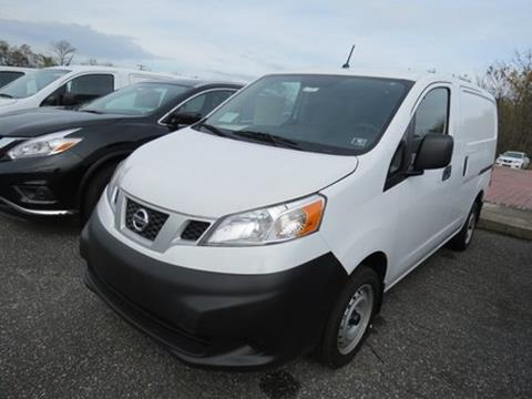 2017 Nissan NV200 for sale in Chambersburg, PA
