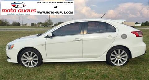 2010 Mitsubishi Lancer Sportback for sale in Lafayette, IN