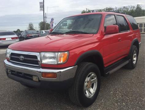 1997 Toyota 4Runner for sale in Lafayette, IN