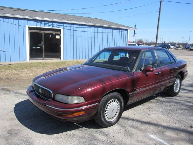 1998 buick lesabre limited in lafayette in moto gurus auto sales and service experts. Black Bedroom Furniture Sets. Home Design Ideas