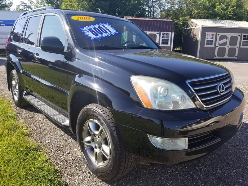 2009 Lexus GX 470 For Sale At Moto Gurus Auto Sales And Service Experts In