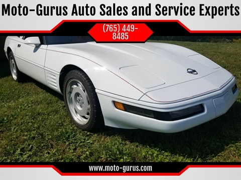1992 Chevrolet Corvette for sale in Lafayette, IN